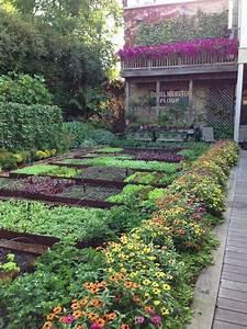 45, Best, Garden, Bed, Borders, Ideas, For, Vegetable, And, Flower, Gardens