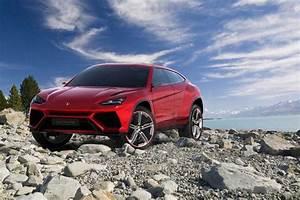 Lamborghini Urus Prix Neuf : lamborghini confirme la sortie de son suv urus en 2018 l 39 argus ~ Medecine-chirurgie-esthetiques.com Avis de Voitures