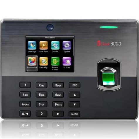 iclock  fingerprint attendance access control terminal