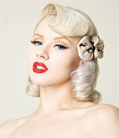 60s Pin Up Hairstyles by Retro Braided Hairstyles 50s 60s And 70s Bridal