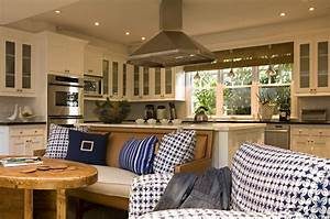 kitchen family room design ideas With kitchen and family room design