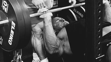 Tip The Bench Press And Your Lats  T Nation