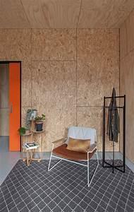 Mur En Osb : id es d co habiller ses murs de bois ~ Melissatoandfro.com Idées de Décoration