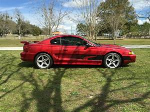 1998 Ford Mustang SVT Cobra Coupe 2-Door 1998 Steeda Cobra 98-009 – RARE – 1 of only 7 made ...