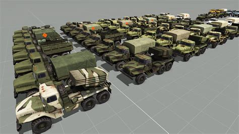 cup vehicles packs armaholic