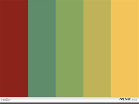modern color palette color palette vintage modern color palettes