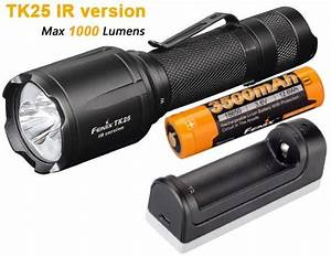 Led Taschenlampe Mit Kfz Ladegerät : fenix tk25ir taschenlampe mit infrarot 850nm xp g2 s3 ~ Kayakingforconservation.com Haus und Dekorationen