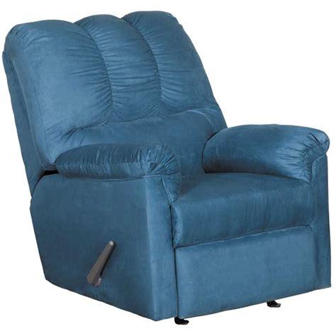 blue rocker recliner darcy blue rocker recliner 7500725