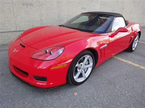 2011 Chevrolet Corvette Grand Sport Convertible