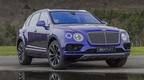 first 2017 bentley bentayga