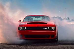 The 2018 Dodge Challenger SRT Demon is so Powerful it Will