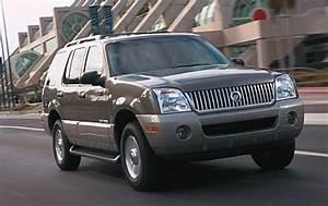 Used 2002 Mercury Mountaineer Pricing