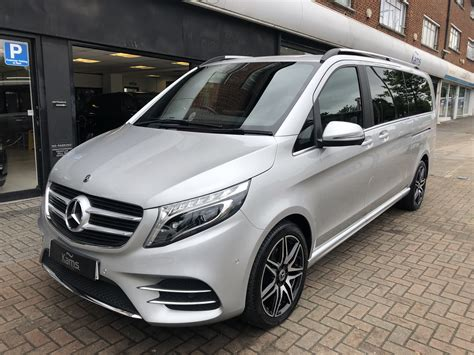 All parts grouped into categories and subcategories with diagrams. Mercedes-Benz V250d AMG Line Extra Long 2018 £46,995 | Kams of London