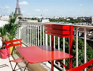 Table Pliante Balcon : table pliante balcon bistro rabattable 77 x 64 cm muscade fermob made in design ~ Teatrodelosmanantiales.com Idées de Décoration