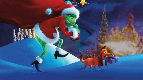 Santa Claus Animated Wallpaper - wallpaper the grinch santa claus animation 5k