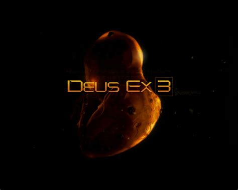 Deus Ex Animated Wallpaper - deus ex 3 human revolution wallpaper