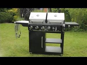 Tepro Garten Gmbh : tepro charcoal gas combo grill buffalo youtube ~ Watch28wear.com Haus und Dekorationen