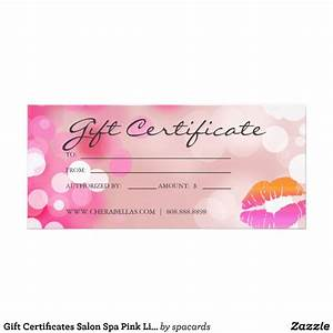 search results for salon gift certificate template With free printable hair salon gift certificate template