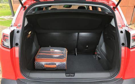 crossland x coffre le petit suv citro 235 n c3 aircross aux peugeot 2008 et opel crossland x l automobile magazine