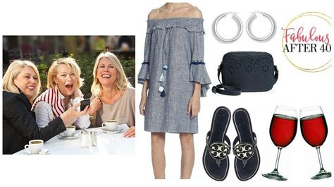 5 Summery Girlu0026#39;s Night Out Outfits u2013 Fabulous After 40