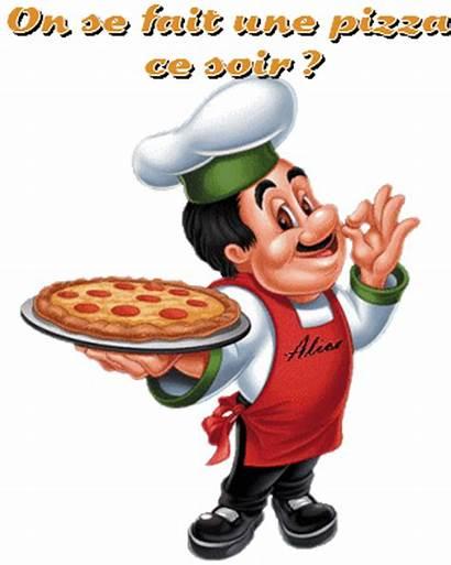 Pizza Et Animated Animation Italian Chef Gifs