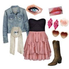 The Country Outfits on Pinterest | Country Outfits Cute Country Outfits and Country Dresses