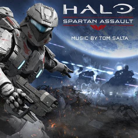 Halo Spartan Assault Original Soundtrack Halo Nation