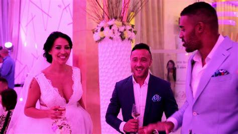 Cristina si Bogdan Stoica - nunta sub semnatura Ambasad'Or Events