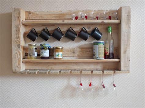 palette cuisine que faire des palettes de bois idées deco et design