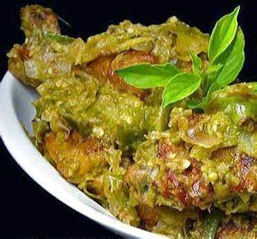 Anda bisa menikmati menu sambal ijo dengan berbagai macam pilihan. Ayam Penyet Sambal Ijo | Resep ayam, Resep masakan, Resep masakan indonesia