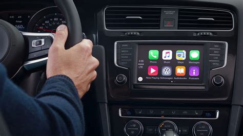 volkswagen  apple wouldnt   demo wireless