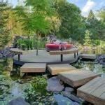 pont de jardin original pour embelir de plus votre espace vert With pont pour bassin de jardin 10 jardin japonais collection photo pour la creation