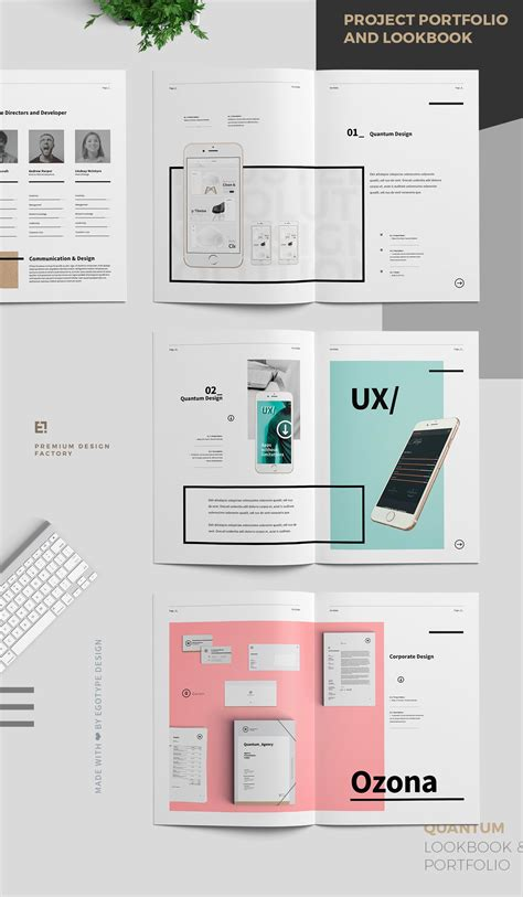 """Check out this @Behance project: """"Portfolio and Project ..."""
