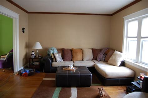 Living Room How To Brighten Up Your Beige Living Room