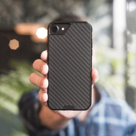 mous limitless  iphone    aramid tough case carbon fibre
