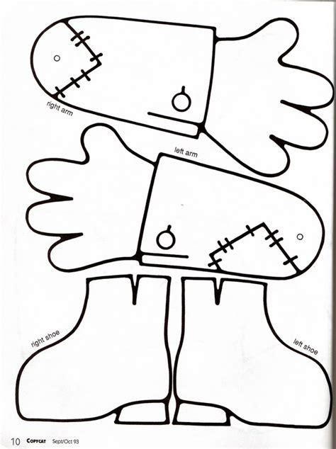 elementary school enrichment activities scarecrow puppet