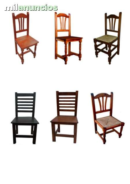 mil anuncioscom mesas madera sillas taburetes baratos