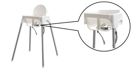 ikea antilop high chair product recalls ikea