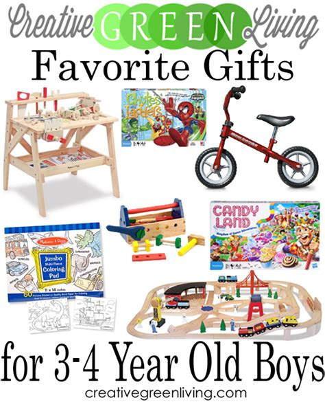 15 hands on gifts for 3 4 year old boys creative green