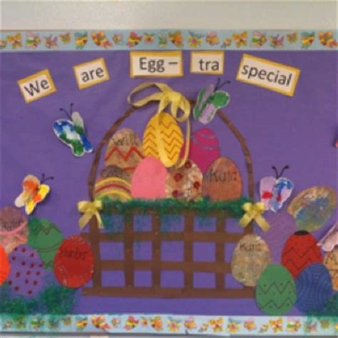crafts actvities and worksheets for preschool toddler and 355 | easter egg bulletin board