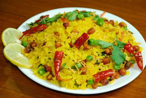 mp cuisine poha my india