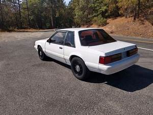 1993 93 Ford Mustang LX Notch Notchback Coupe Fox Body Clean! Not SSP 5.0 GT for sale - Ford ...