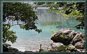 Bilder Von Sommer Sommertraum Am See Als Kostenloses