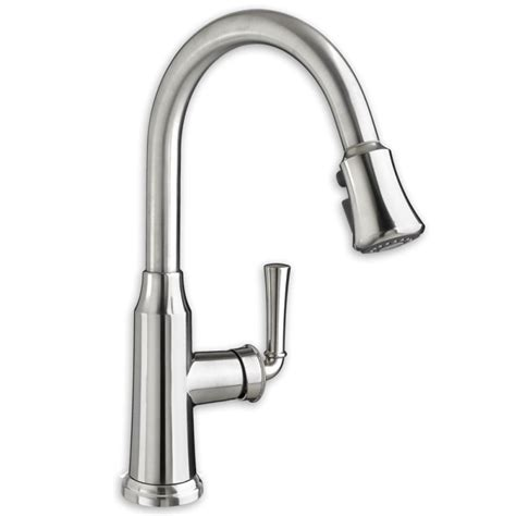 american standard kitchen faucet faucet com 4285 300 075 in stainless steel by american standard