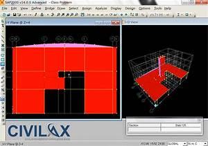 Sap2000 Tutorial To Design A Concrete Building