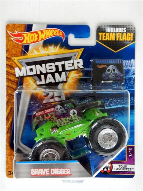 diecast monster jam trucks grave digger monster jam diecast truck wheels 2016