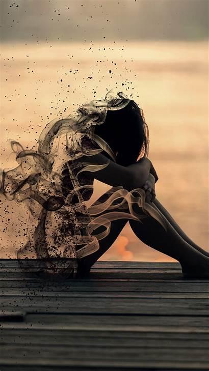 Sad 4k Woman 8k Wallpapers 2560 1440