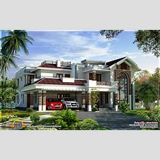 400 Square Yards Luxury Villa Design  Kerala Home Design