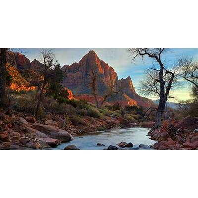 Zion National Park Utah USA - Traveldigg.com