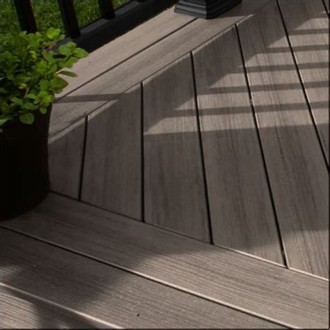 timbertech terrain deck boards deck color silver maple